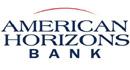 American Horizons Bank